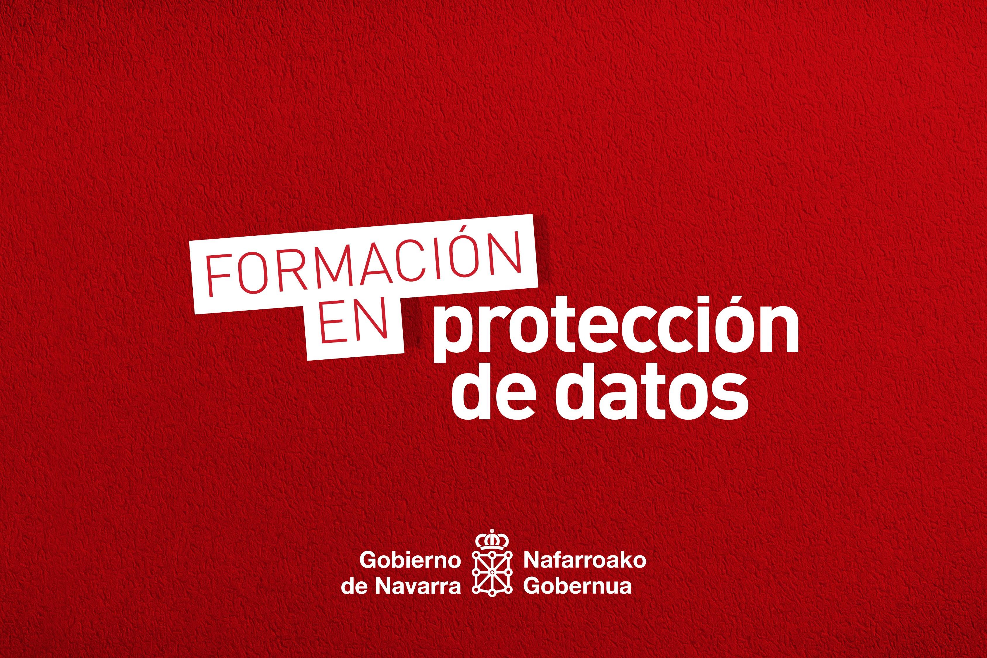 Curso básico de protección de datos para las Administraciones Públicas de Navarra